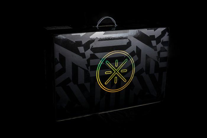 李宁,WOW,韦德之道 超强套装本周发售!魔鬼鱼「韦德之道 Remix 1/6」首发开箱!