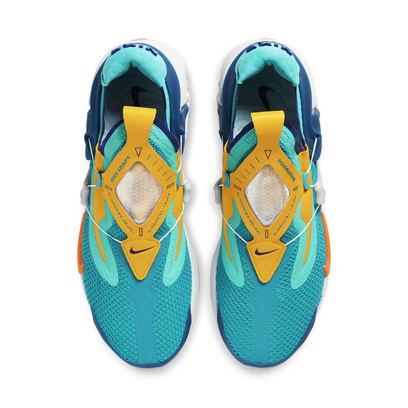 Adapt Huarache,Nike,Adapt 最适合日常的自动系带鞋款!Nike Adapt Huarache 全新配色曝光