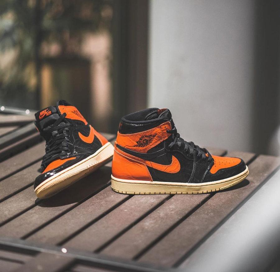 AJ6,AJ1,Nike,Vans  10 月小编买鞋花了好几万!除了 TS x AJ6,还有这几双硬货!