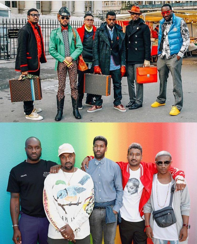 侃爷,影响,球鞋,圈,的,十年,Kanye,West,DON  到底谁才是「统治球鞋圈」的最强幕后大佬?一张图看懂!