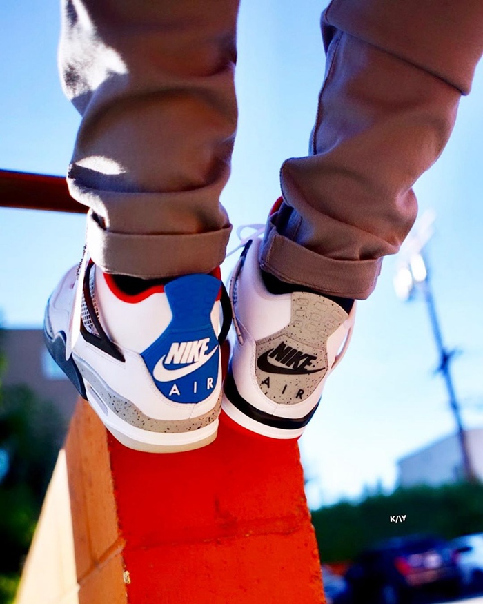 Air Jordan 4,AJ4,What The,CI11 每年必买的「最强配色」!What The AJ4 最新美图,下周发售!