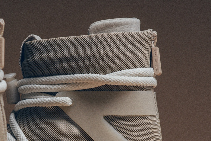 Nike,Air Fear of God 1,FOG,Oat 实物真香!不过大地色 Nike Air FOG 1 国内又跳票了!