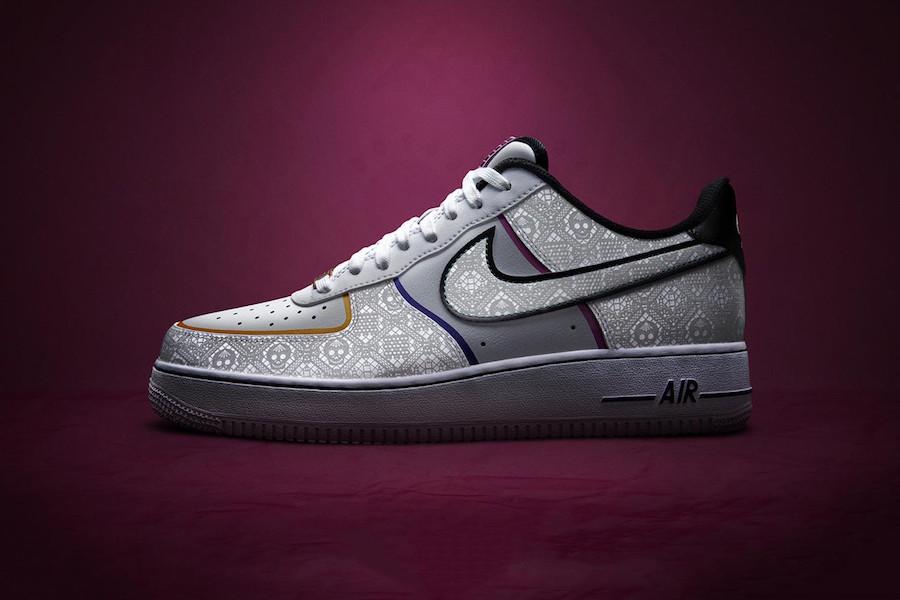 Air Jordan 1,AJ1,TheShoeSurgeo 夜晚闪瞎眼!「亡灵节」Air Jordan 1 有钱都买不到!
