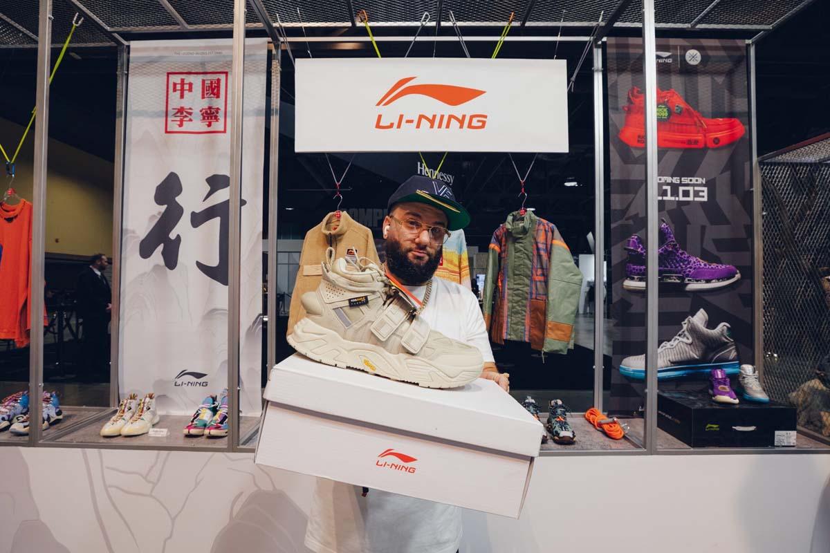 lining,李宁,中国李宁 「中国李宁」在美国遭哄抢!你们最期待的这双鞋终于来了!