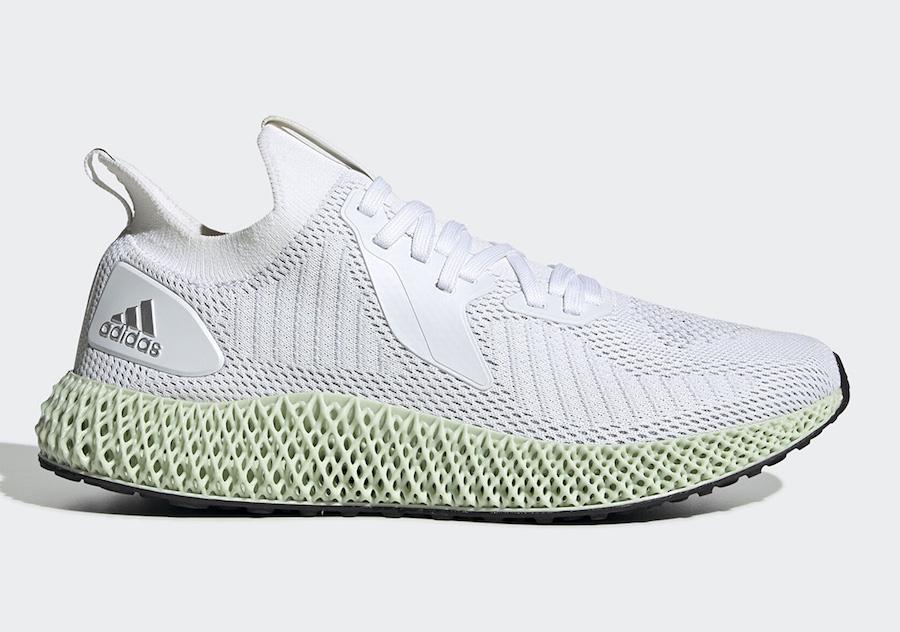 adidas,ALPHAEDGE 4D,发售 你没见过的满天星 4D 跑鞋!下周一发售,钱包准备好!