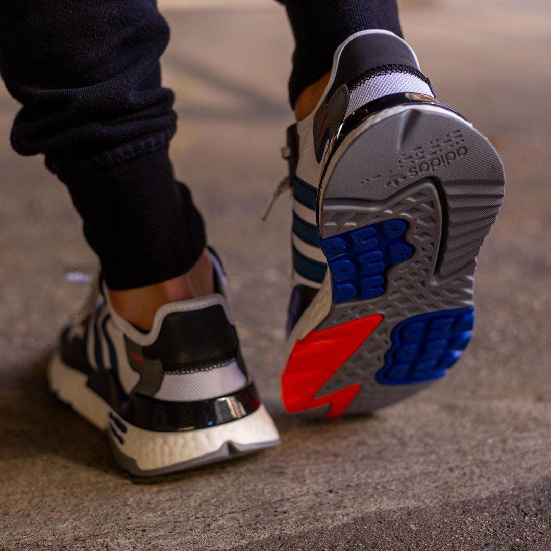 adidas,Nite Jogger,发售 有颜值有脚感,还有星战主题加持!这双 Nite Jogger 你冲不冲?