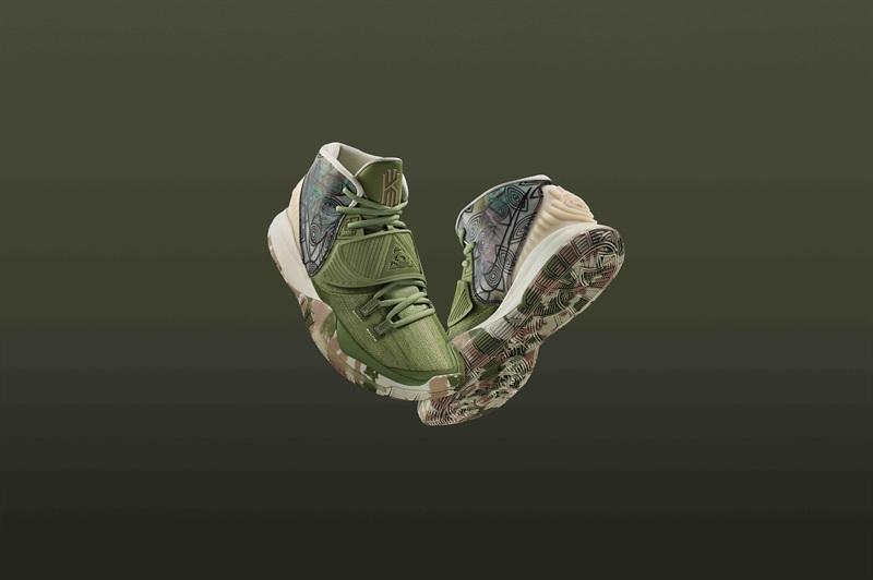 Kyrie 6,发售,Nike 11 款 Kyrie 6 城市限定配色即将发售!中国独占 4 款!