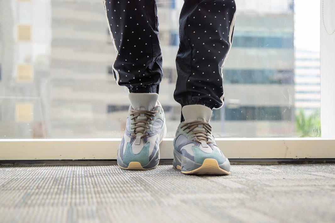 "Yeezy Boost 700,Teal Blue,adid 官网预告来了!Yeezy Boost 700 ""Teal Blue"" 本周六发售"