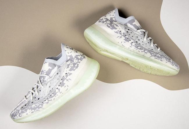 "adidas,Yeezy,Boost 380,Alien,F  最新实物近赏!Yeezy Boost 380 ""Alien"" 本月即将发售!"