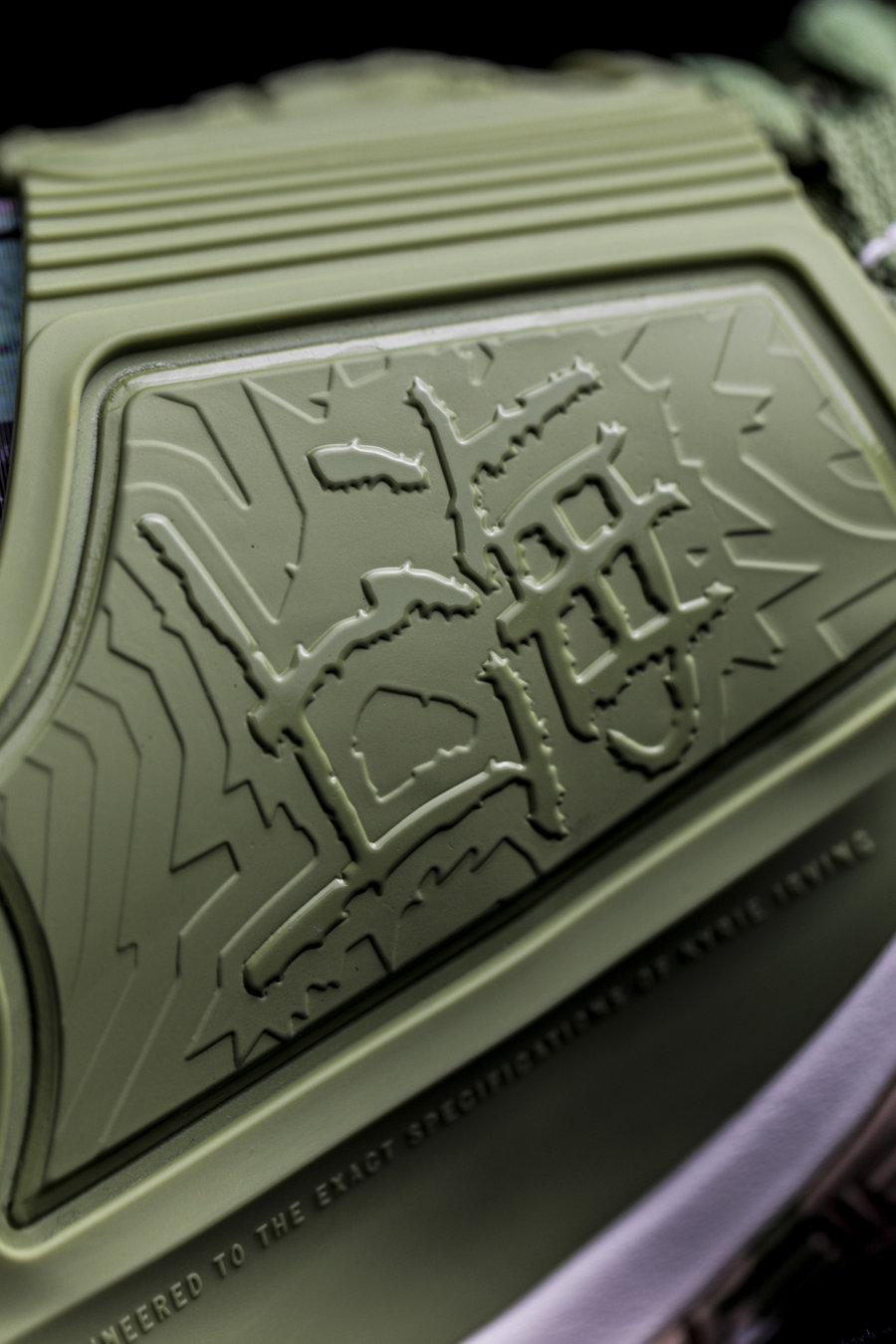 Kyrie,Nike,发售,开箱 隐藏细节你一定还没看过!Kyrie 6 北上广城市限定抢先开箱!