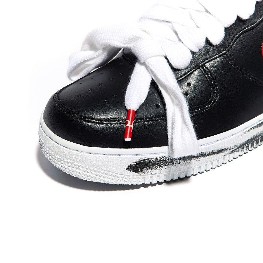PMO,Nike,AF1,PEACEMINUSONE,PAR 惊了!韩国限定 PMO x Nike AF1 官图释出, 今早官网突袭!