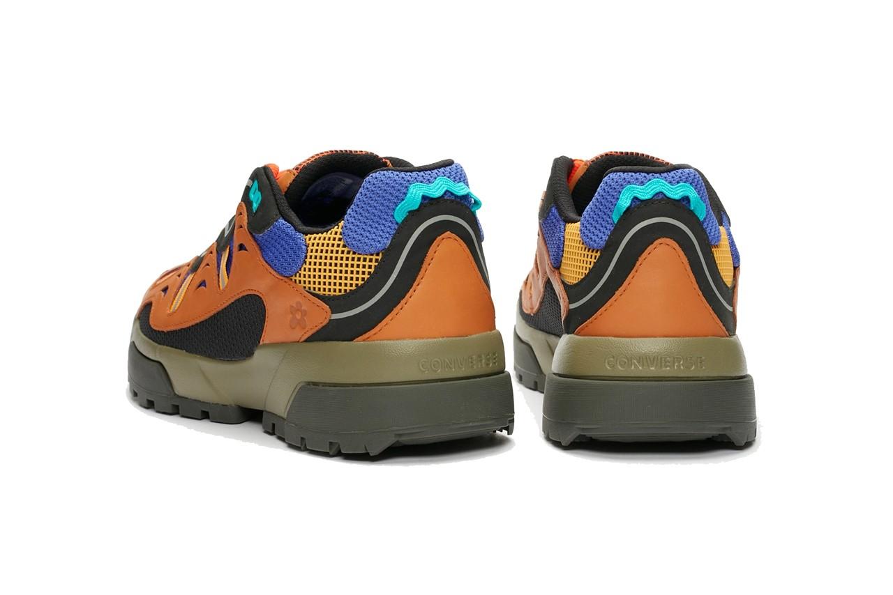 GOLF le FLEUR*,Converse,Gianno 细节超丰富!匡威「小花联名」带来全新鞋款,即将发售!