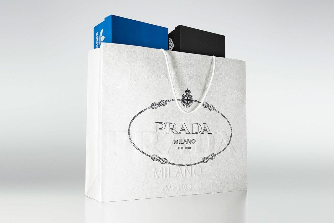 adidas,Prada  Prada x adidas 官宣了!国内官网开启神秘预告页面