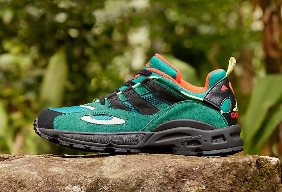 adidas,size?,LXCON 94  size? x adidas 全新联名鞋款曝光!下周指定地区发售