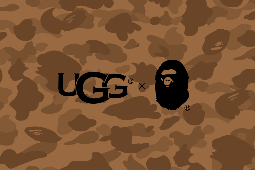 BAPE,UGG,发售,明星,上脚  Lil Wayne 上脚展示!BAPE® x UGG® 秋冬限量联名明天发售!