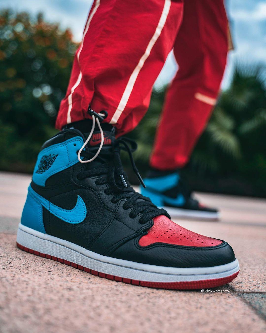 Air Jordan 1,AJ1,发售,Jordan bra 看完上脚真香了吗?「警灯 2.0」Air Jordan 1 情人节发售!