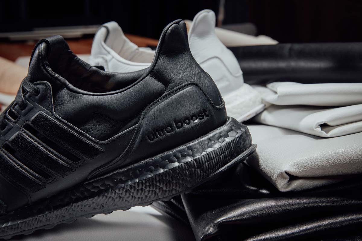 adidas,Ultra Boost,leather,EF1 经典跑鞋时装气质!高级皮革 Ultra Boost 系列现已发售!
