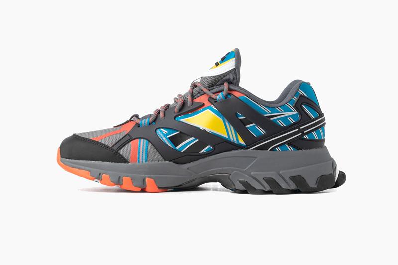 Reebok,发售  复古气息再临!老爹鞋 Reebok DMX Trail Shadow 本月发售!