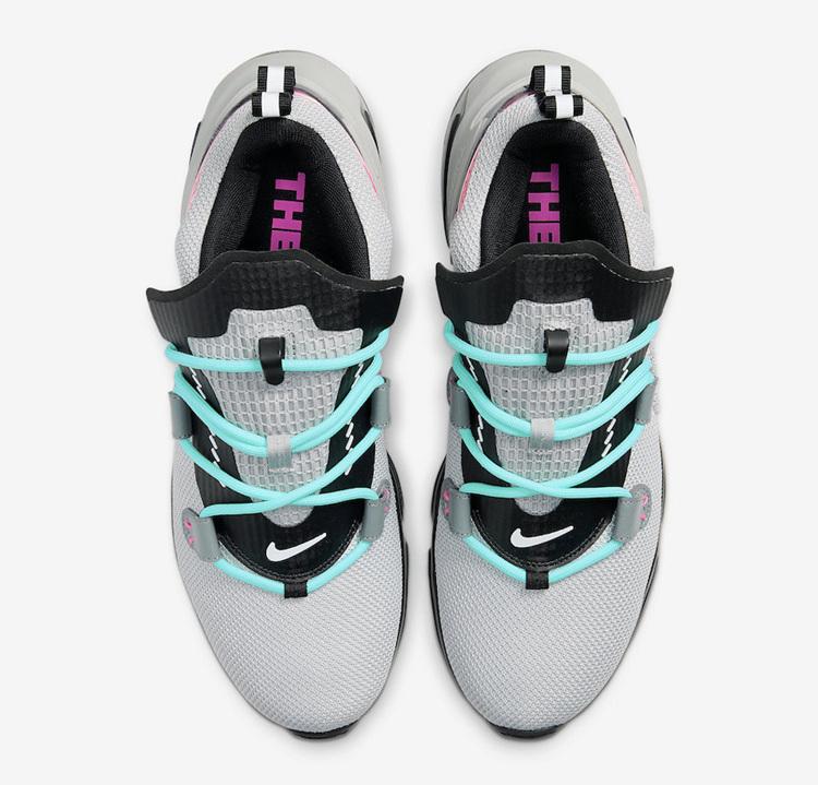 Nike,Zoom Moc,AT8695-002  清新南海岸配色!全新 Nike Zoom Moc 即将发售!