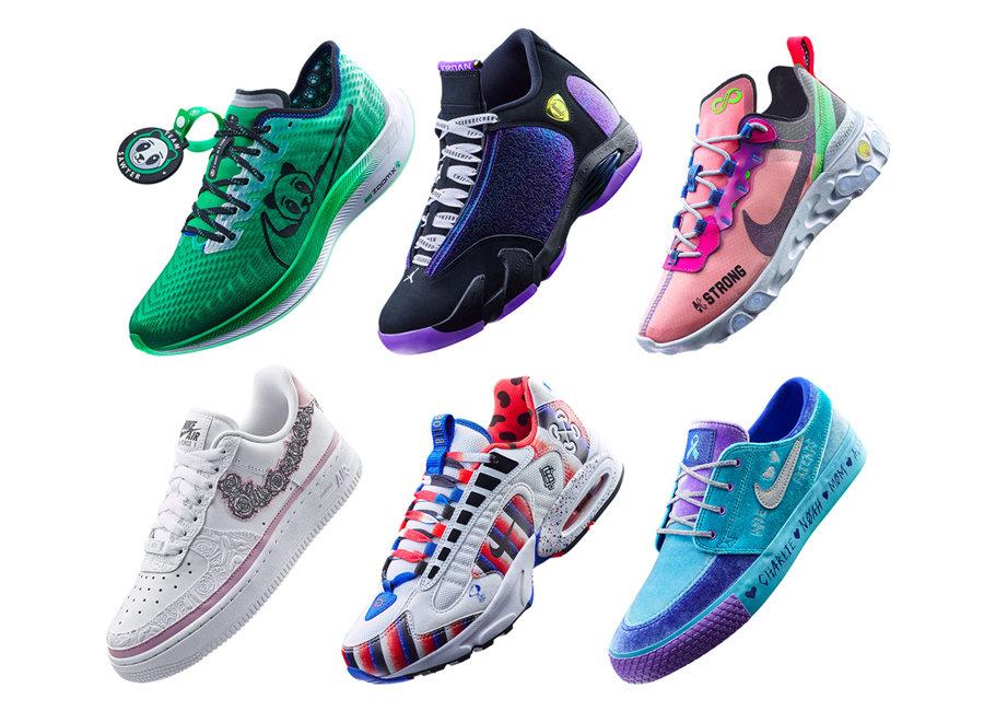Nike,慈善,发售  Nike 慈善系列完整公布!你最喜欢哪一双?