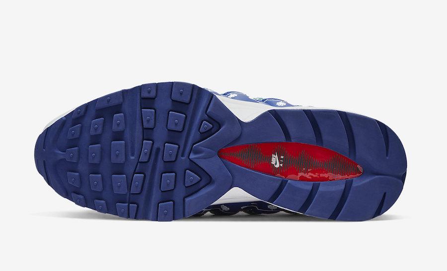 Air Max 95,发售,Nike,CT1593-100 圣诞节大招抢先曝光!这双 Air Max 95 浑身都是戏!
