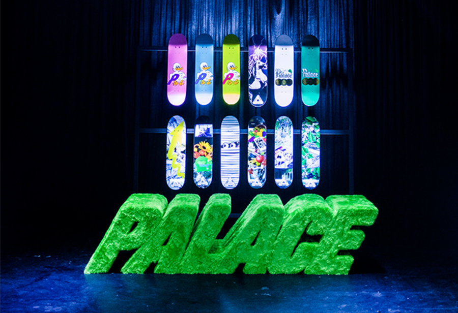 palace,adidas  不仅有三方联名还有上海限定!国内也能买 PALACE 了!