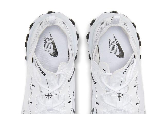 Nike,React Element 55 全新配色登场!「手稿」React Element 55 你打几分?