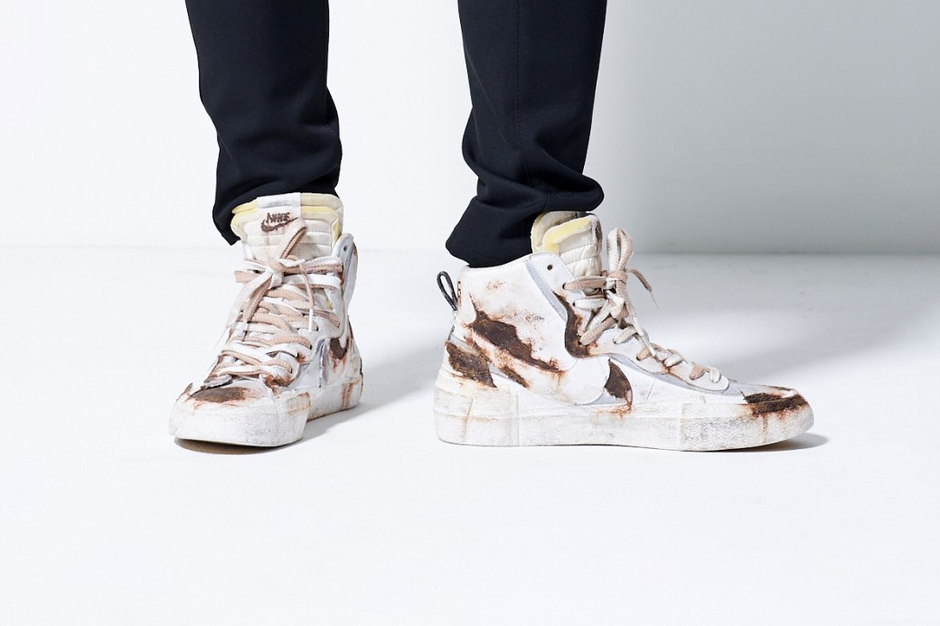 PRINCIPE PRIVÉ,Nike,Sacai 把球鞋做成艺术品,发售价就 8000 块!还不是最贵的...