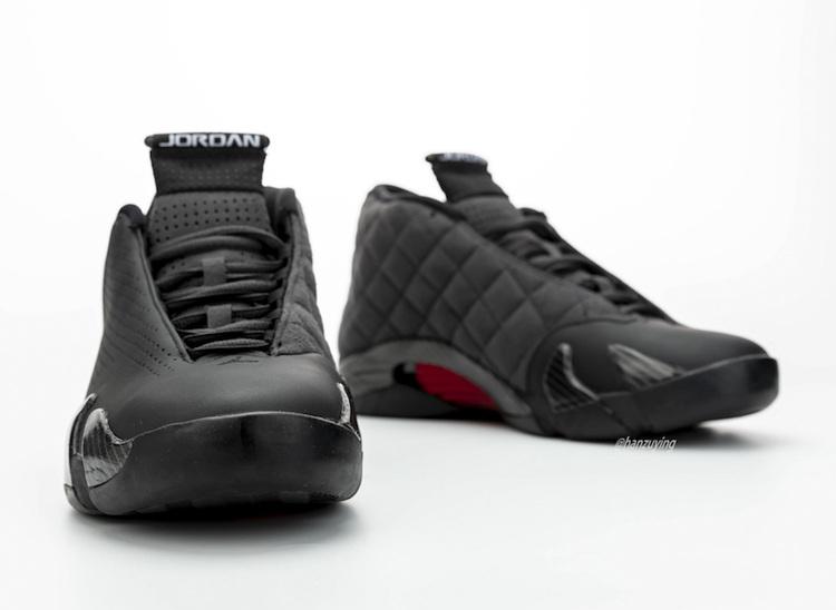 AJ,AJ14,Air Jordan 14,Black Fe  黑色「法拉利」Air Jordan 14 最新上脚图!将于下月发售!