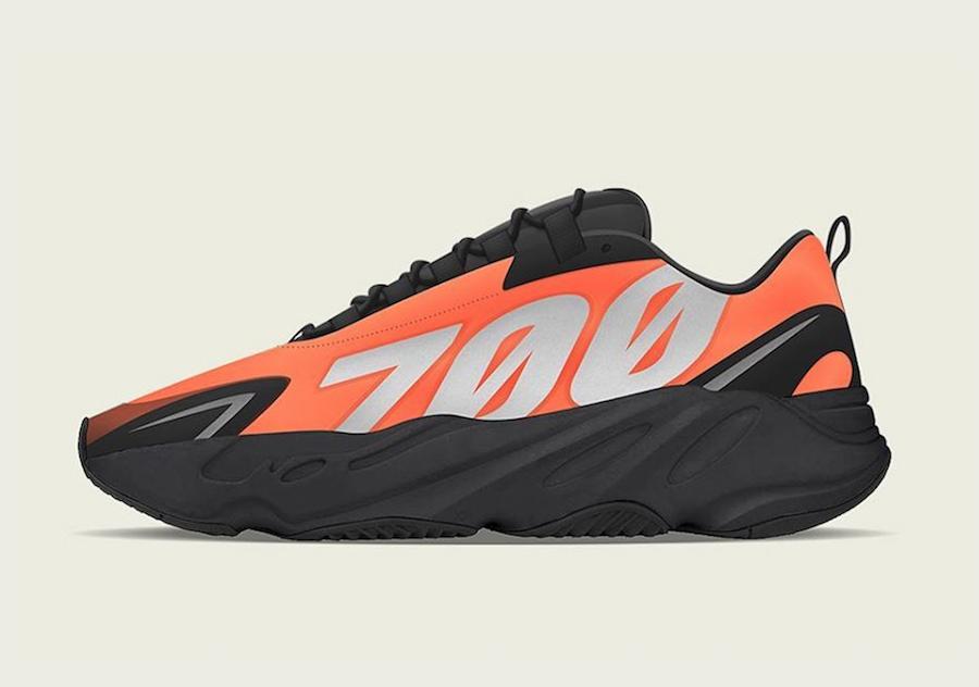 Yeezy 700,adidas,发售,明星,上脚  简洁前卫设计!全新版本 Yeezy 700 有望明年 1 月发售