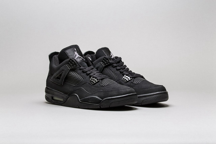 Air Jordan 4,Olivia Kim,AJ4,发售  黑猫 Air Jordan 4 时隔 13 年回归!只不过...