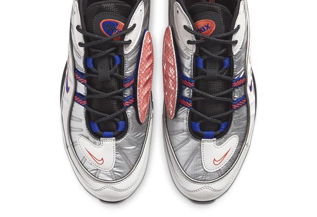 Nike,Air 「猛龙配色」登场!这双 Air Max 98 你打几分?