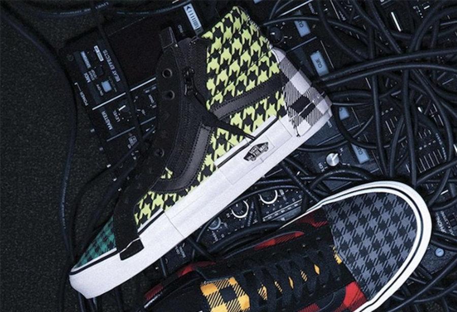 Vans,发售,Sk8-Hi,Era,Authentic,S 把格纹玩出了新花样!Vans 全新鞋款系列即将发售