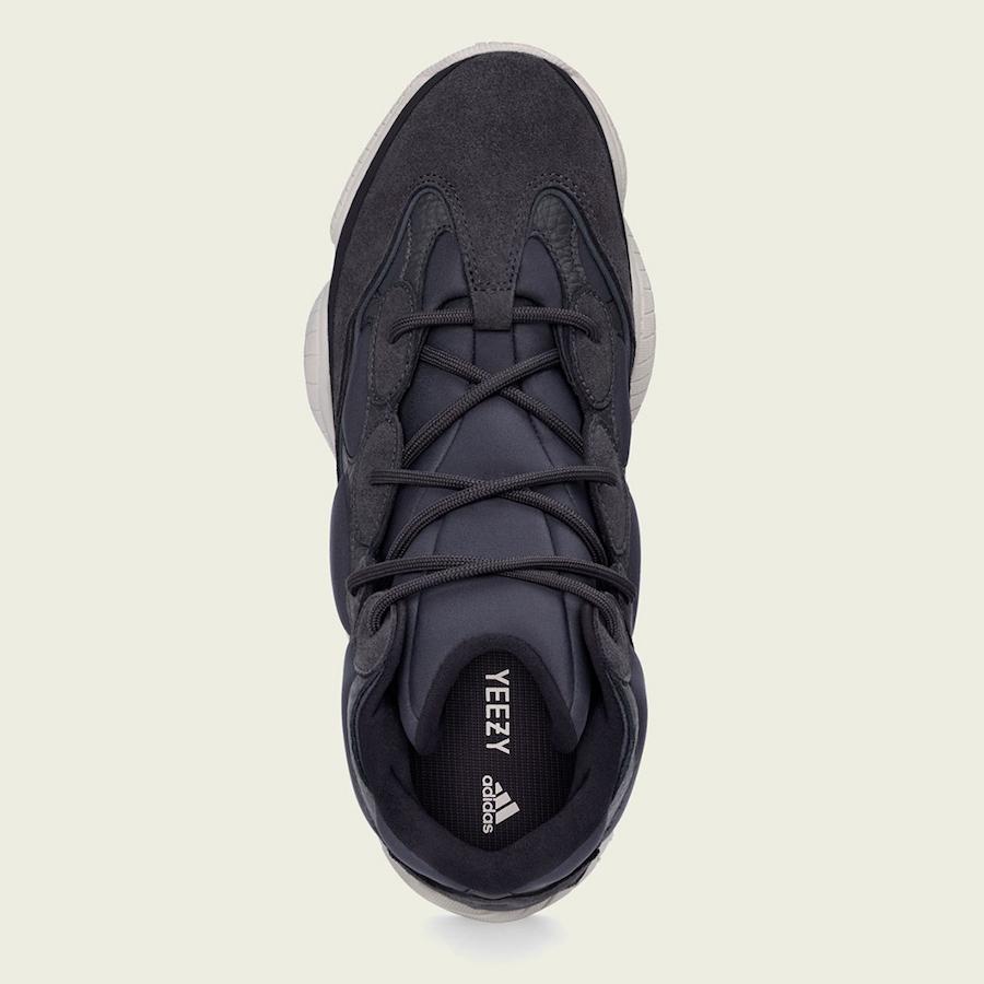 adidas,Yeezy 500 High,发售 最适合冬天穿的 Yeezy 来了!官图刚刚释出!下月发售!