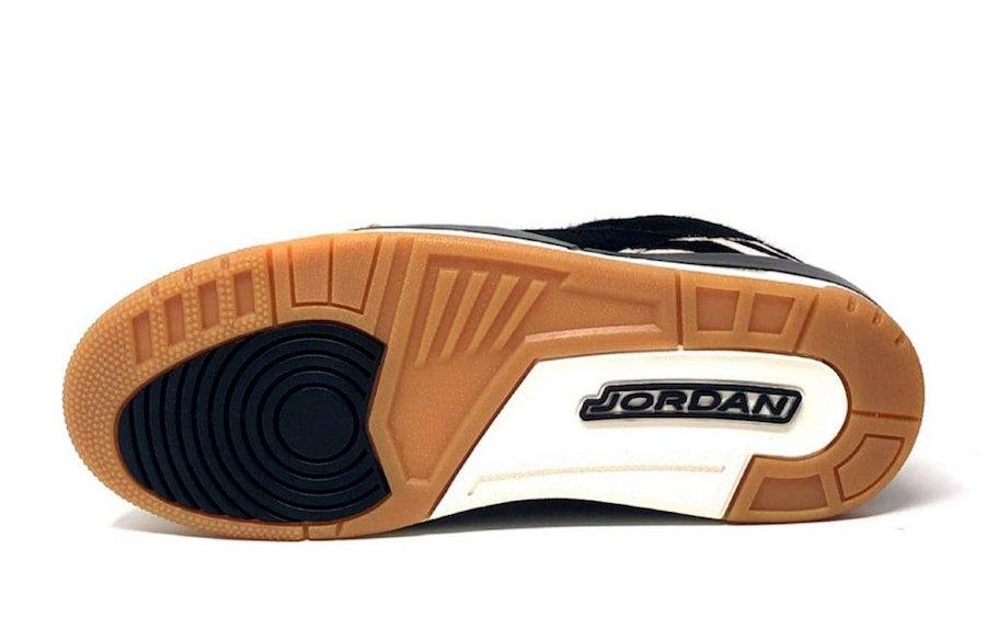 Air Jordan 3,AJ3,发售,CK4344-001 规格极高!动物园 Air Jordan 3 完整实物曝光!明年春季发售!
