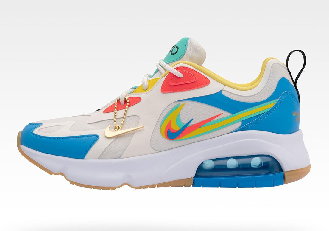 Nike,Air Max,Air Max 270 React 骚气十足!Nike 发布 Air Max 新套装!配色背后还有故事...