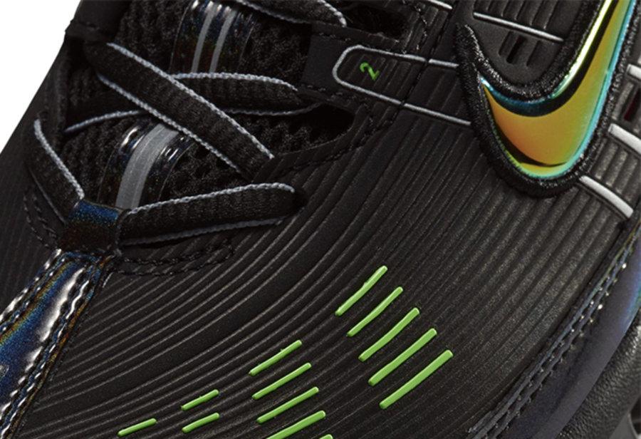 Air VaporMax 360,Nike,发售 Nike 最新合体鞋官图来了!经典跑鞋重塑回归,有点帅!