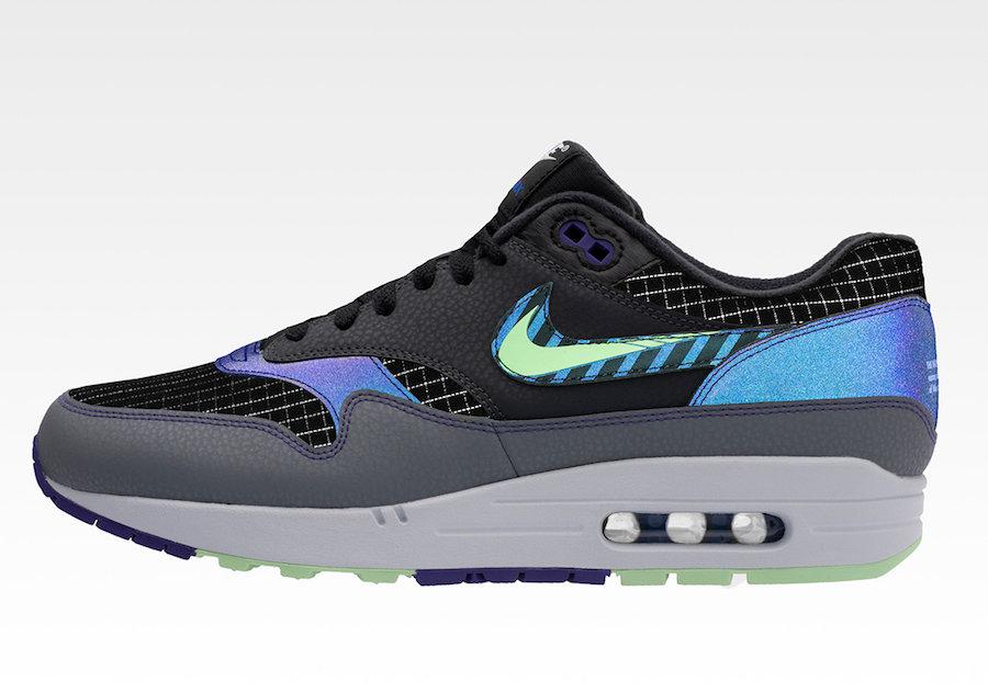 "Nike,Future Swoosh,发售 Nike ""Future Swoosh"" 系列登场!极具未来科技感的构色搭配!"
