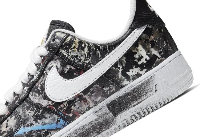 Air Force 1,AF1,Nike,权志龙,发售,AQ 鞋面完全刮开效果揭秘!权志龙联名 Air Force 1 下周发售!