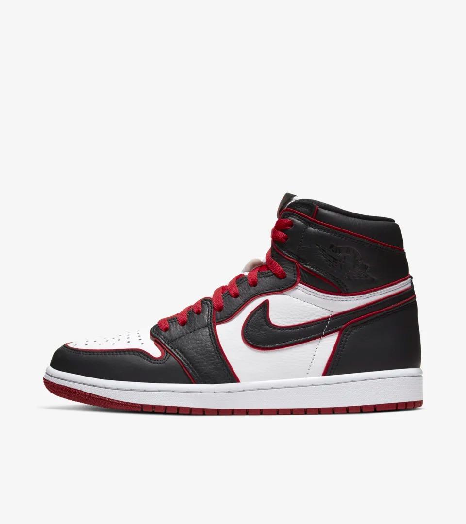 AJ1,Air Jordan 1,555088-062,Me 你们都想要的黑红 Air Jordan 1 来了!只不过...