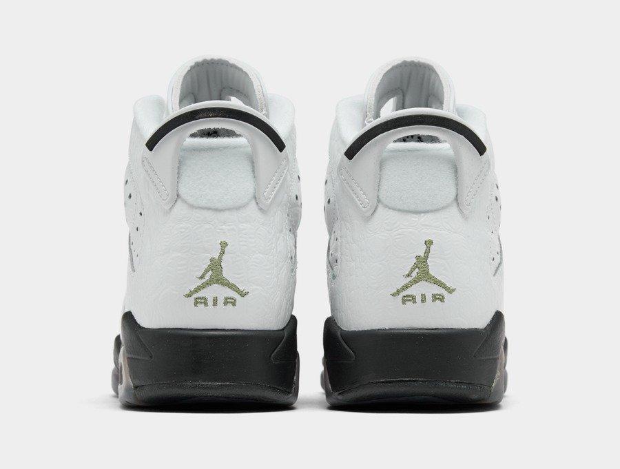 AJ6,Air Jordan 6,Alligator 眼前一亮的新气质!材质罕见的 Air Jordan 6 本月末登场!