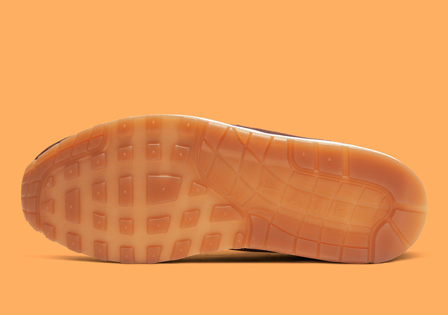 Air Max 1,Nike,CT1207-200,发售 契合秋季格调,浓郁古着风格!全新配色 Air Max 1 即将发售!