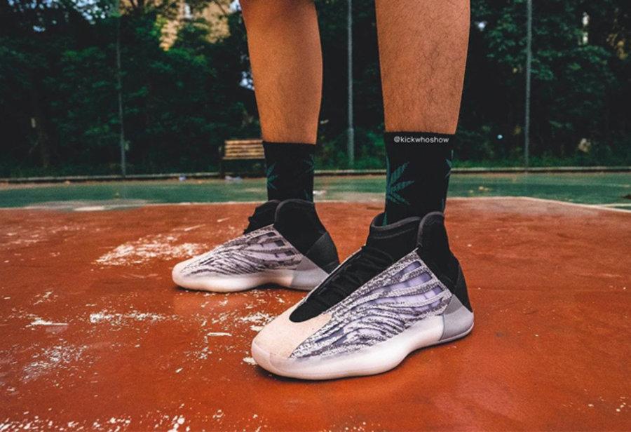 adidas,Yeezy,Yeezy Quantum Yeezy 篮球鞋再曝新消息!或于明年全明星周末发售
