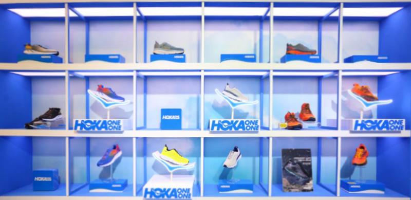 Hoka One One,发售 侃爷、西山彻都爱的品牌!Hoka One One 又在上海搞事了!