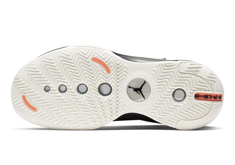 AJ34,Air Jordan 34,AR3240-800, 历史上首次亮相!火星主题 Air Jordan 34 下周发售!