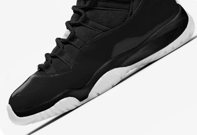 AJ11,Air Jordan 11,CZ3621-001 冷酷新配色,很可能是夜光底!这双 AJ11 你喜欢吗?