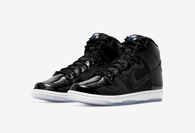 "Nike,SB Dunk High,Space Jam,BQ 大灌篮配色官图曝光!Dunk SB ""Space Jam"" 下周发售!"