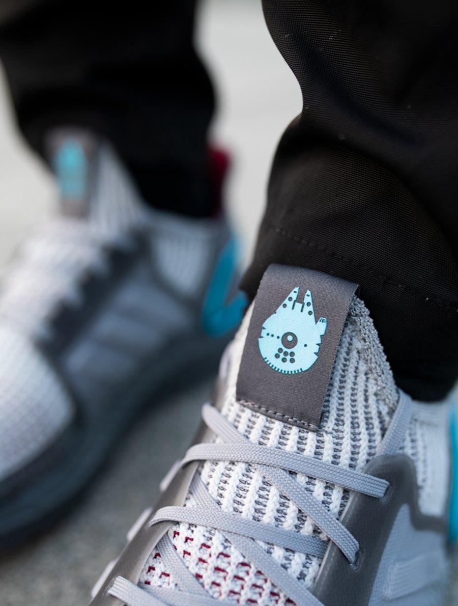 adidas,Ultra Boost S&L,Ultra B 今年星战联名鞋款的高潮来了!还原度超高!肯定有人不舍得穿!