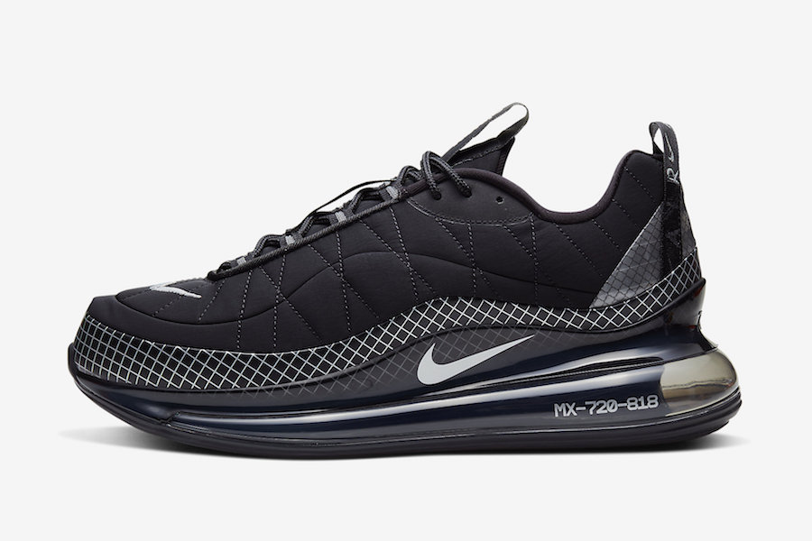 Nike,Air MX 720 818,CI3871-001  Nike 全新杂交鞋款登场!Air MX 720 818 即将发售