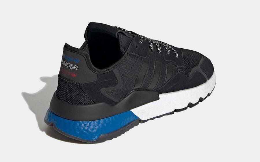 adidas,Nite Jogger,发售, 后跟涂装!两双 Nite Jogger 新配色曝光,有点帅!